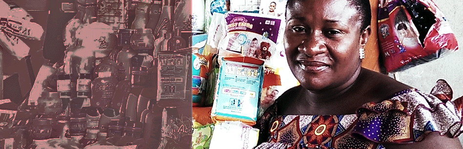 Hédzranawoé togo microcredit woman