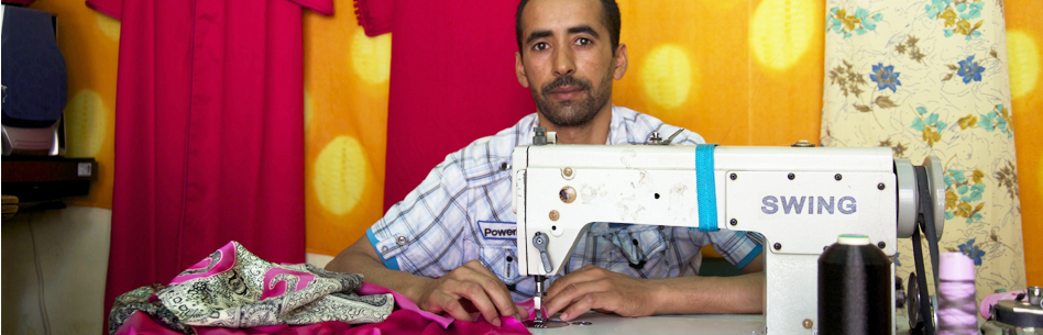 Morocco textile microcredit